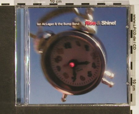 McLagan,Ian: Rise & Shine,FS-New, when!(), EU, 2004 - CD - 93159 - 7,50 Euro