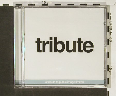 PIL - Tribute: A TributeTo Public Image Limited, Eastworld(), UK,FS-New, 2005 - CD - 93170 - 10,00 Euro