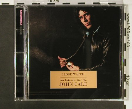 Cale,John: Close Watch, an introduction to, Island(), D, 1999 - CD - 93208 - 10,00 Euro