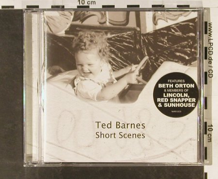 Barnes,Ted: Short Scenes, Narwhal(NAR012CD), UK, 2002 - CD - 93308 - 20,00 Euro
