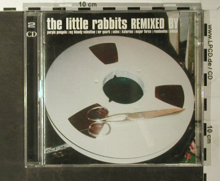 Little Rabbits,The: Yeah!/Remixed By, Barclay(559 532 2), EU, 1998 - 2CD - 93348 - 11,50 Euro