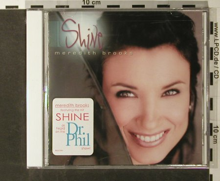 Brooks,Meredith: Shine, FS-New, SLG(17451), US, 2004 - CD - 93355 - 7,50 Euro