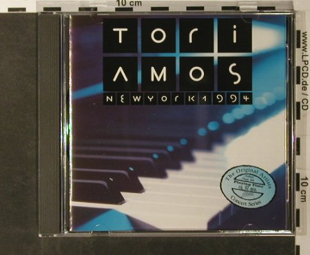 Amos,Tori: New York 1994, Arriba(ARR 94.078), D, 1994 - CD - 93360 - 10,00 Euro