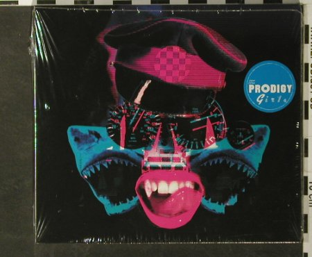 Prodigy: Girls+2, Digi, XL Rec.(XLS195CD), EU, 2004 - CD5inch - 93402 - 4,00 Euro