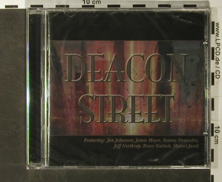 Deacon Street: Project, FS-New, AOR Heaven(00007), EEC, 2004 - CD - 93441 - 10,00 Euro