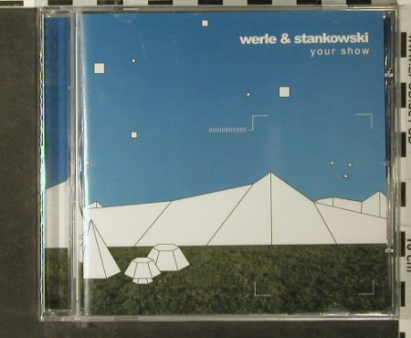Werle & Stankowski: Your Show, FS-New, Haute Area/Cargo(), , 2004 - CD - 93448 - 12,50 Euro