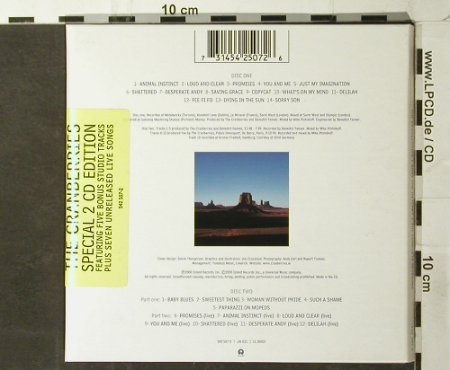 Cranberries: Bury The Hatchet, the Complete,Digi, Isl.(542 507-2), EEC,FS-New, 2000 - 2CD - 93475 - 12,50 Euro