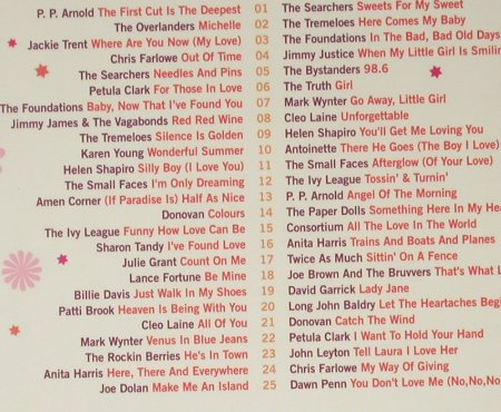 V.A.The Essential 60's Love Album: P.P.Arnold...Dawn Penn,50Tr.,FS-New, UnionSq.(), , 2006 - 2CD - 93532 - 11,50 Euro