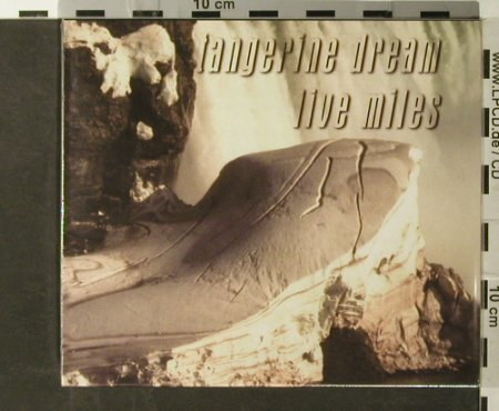 Tangerine Dream: Live Miles '88, FS-New, Sanctuary(), UK, 2003 - CD - 93655 - 10,00 Euro