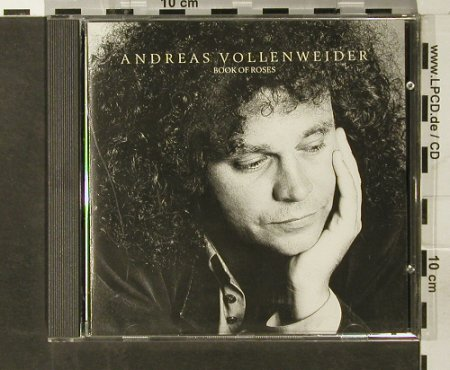 Vollenweider,Andreas: Book Of Roses,Promo, Columbia(), A, 1991 - CD - 93744 - 10,00 Euro