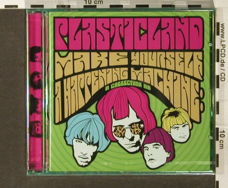 Plasticland: Make Yourself a Happening Machine, Ryko(), EU,FS-New, 2006 - CD - 93973 - 10,00 Euro