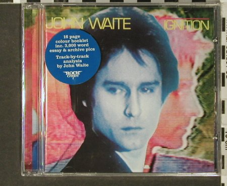 Waite,John: Ignition, 10 Tr., FS-New, Rock Candy(009), D, 2006 - CD - 93985 - 10,00 Euro