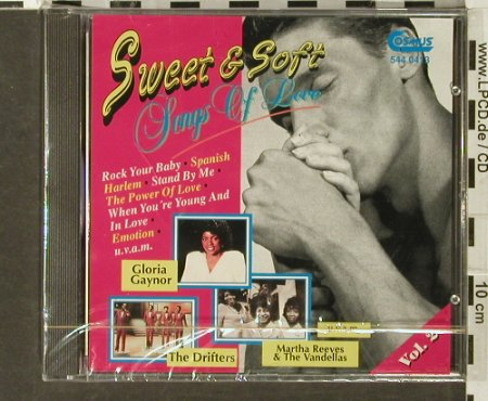 V.A.Sweet, Soft: Songs of Love - Vol.2, Cosmus(544 0413), D,  - CD - 94023 - 5,00 Euro