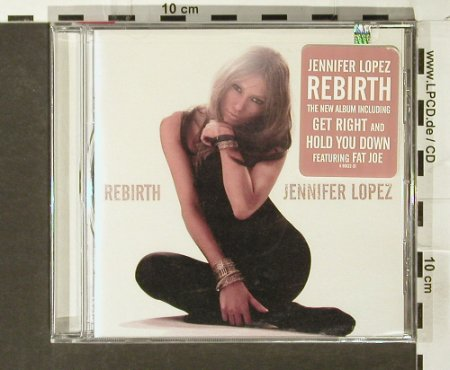 Lopez,Jennifer: Rebirth, FS-New, Sony(EK 90622), US, 2005 - CD - 94054 - 11,50 Euro