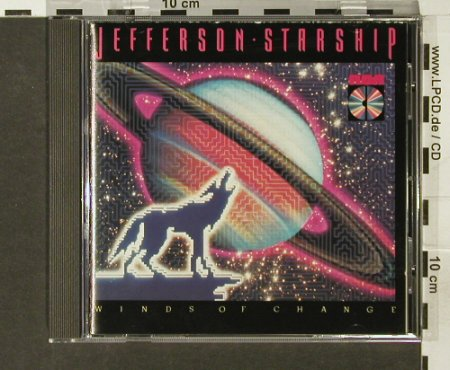 Jefferson Starship: Winds Of Change'71, Grunt/RCA(FD 84372), J, 1982 - CD - 94081 - 20,00 Euro