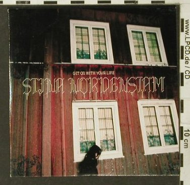 Nordenstam,Stina: Get on with your Life(Album/Pluxus), V 2(), Promo,Digi, 2004 - CD5inch - 94111 - 5,00 Euro