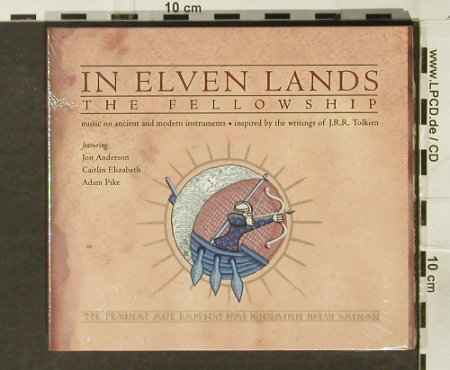 Fellowship: In Eleven Lands, Digi, FS-New, Voiceprint(), , 2006 - CD - 94149 - 11,50 Euro