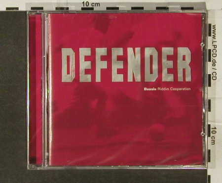 Bassix Riddim Cooperation: Defender, FS-New, Soulfire(), , 2005 - CD - 94216 - 11,50 Euro