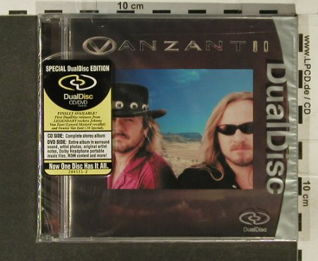 Van Zant: Van Zant II, Dual Disc, FS-New, Sanctuary(), , 2005 - CD - 94218 - 10,00 Euro