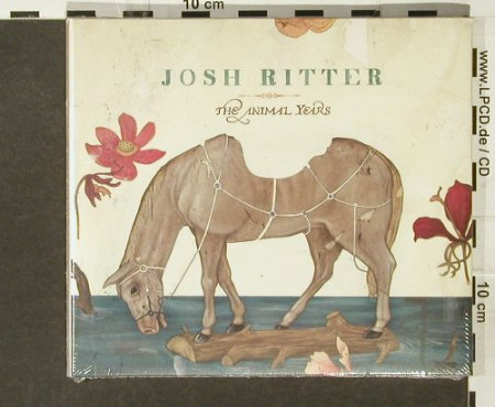 Ritter,Josh: The Amimal Years,Lim.Ed.Digi,FS-New, V2(), EC, 2006 - CD - 94236 - 10,00 Euro