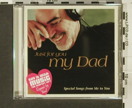 V.A.Just for You: My Dad, FS-New, Just for You(), , 2004 - CD - 94273 - 5,00 Euro