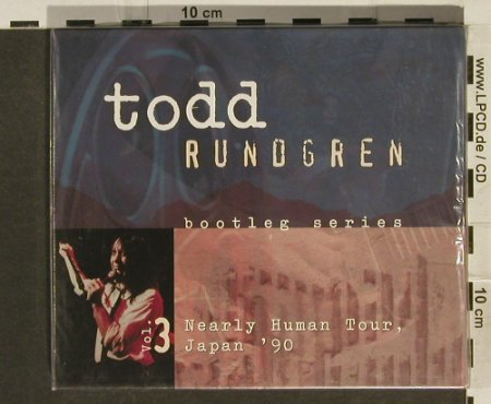 Rundgren,Todd: Bootleg Series,...Japan '90, FS-New, Castle(), EU, 2006 - CD - 94359 - 10,00 Euro