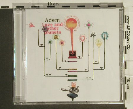 Adem: Love and other planets, FS-New, WIGcd(160), , 2006 - CD - 94390 - 10,00 Euro