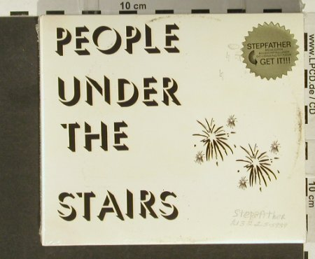 People Under the Stairs: Stepfather, Digi, FS-New, Puts Rec.(TR396-016 PAL), , 2006 - 2CD - 94447 - 10,00 Euro