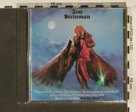 Steinman,Jim: Bad for good, 10 Tr., Epic(), A, 81 - CD - 94513 - 10,00 Euro