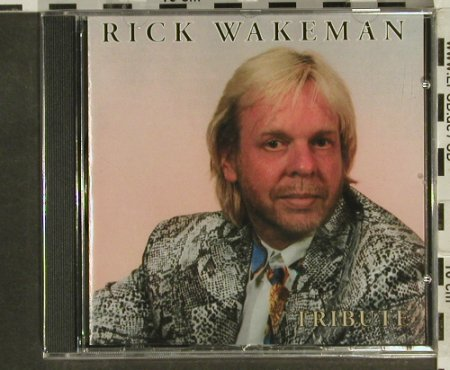 Wakeman,Rick: Tribute, FS-New, Music Fusion(), UK, 2006 - CD - 94519 - 10,00 Euro