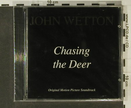 Wetton,John: Chasing The Deer,(OST), FS-New, Blueprint(), EU, 1998 - CD - 94744 - 10,00 Euro