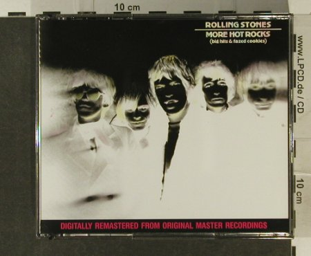 Rolling Stones: More Hot Rocks(Big Hits..), Abkco(844 478-2), D, 1986 - 2CD - 94900 - 14,00 Euro