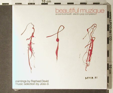 V.A.Beautiful Muzique: A cool and smooth electr.pop Comp., naive(UC 052), F, FS-New, 2002 - CD - 94925 - 12,50 Euro