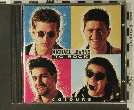 Michael Learns To Rock/ MLTR: Colours, EMI(), NL, 93 - CD - 94943 - 10,00 Euro