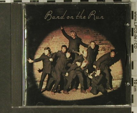 Mc Cartney,Paul & Wings: Band On The Run(73), Parlophone(cdp 746055 2), UK, 1993 - CD - 94944 - 10,00 Euro
