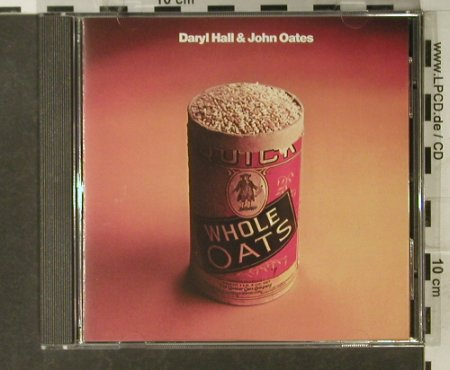 Hall,Daryl & John Oates: Whole Oats, Atlantic(), D, 1972 - CD - 94964 - 14,00 Euro