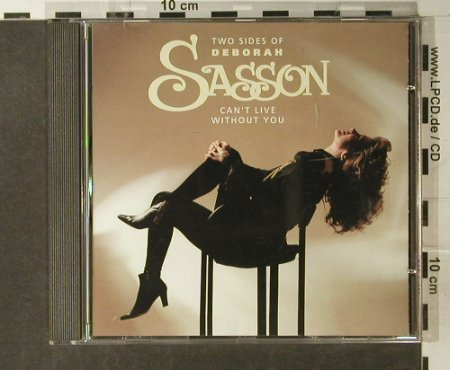 Sasson,Deborah: Two Sides Of, EMI(4 78244 2), NL, 1994 - CD - 94975 - 10,00 Euro