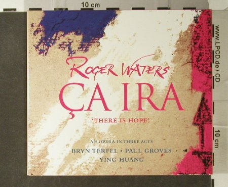 Waters,Roger: Caira, Digi, + DVD, Columbia(S2H 60867), EU, 2005 - 2CD - 94979 - 14,00 Euro
