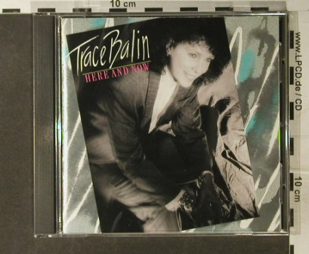 Balin,Trace: Here And Now, Word Inc.(7014182625), US, 1989 - CD - 94988 - 12,50 Euro