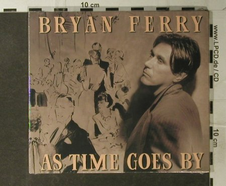 Ferry,Bryan: As Time Goes By, Digi, FS-New, Virgin(8482712), EU, 1999 - CD - 95051 - 9,00 Euro