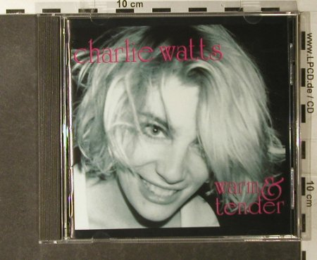 Watts,Charlie: Warm & Tender, Continuum(CDCTUM 4), UK, 1993 - CD - 95141 - 10,00 Euro