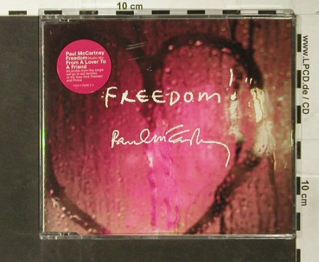 Mc Cartney,Paul: Freedom+2, MPL(), EU, 2001 - CD5inch - 95266 - 5,00 Euro