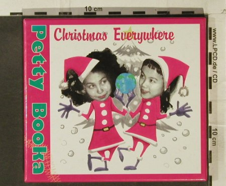 Petty Booka: Christmas Everywhere, Box,Sticker, Benten Label(BNTN 018), J,  - CD - 95272 - 10,00 Euro