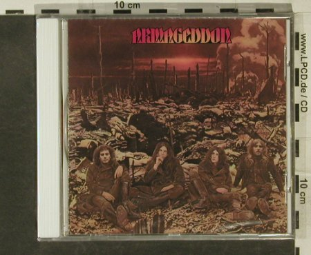 Armageddon: Same(75), FS-New, Repertoire(PMS 7089-WP), D, 1998 - CD - 95289 - 10,00 Euro