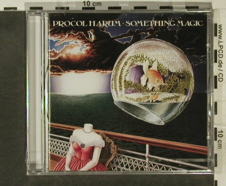 Procol Harum: Something Magic (77), FS-New, Repertoire(REP 4918), D, 2000 - CD - 95291 - 10,00 Euro