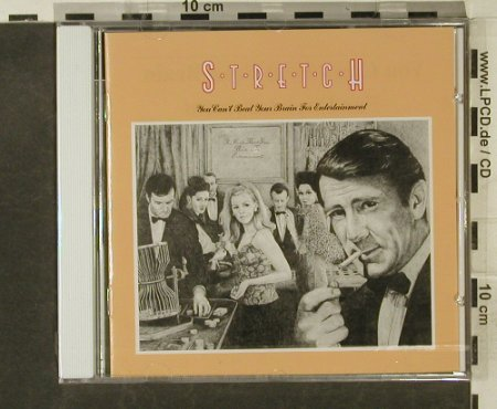 Stretch: You Can't Beat Your Brain...(76), Repertoire(REP 4200-WY), D FS-New, 1991 - CD - 95307 - 10,00 Euro