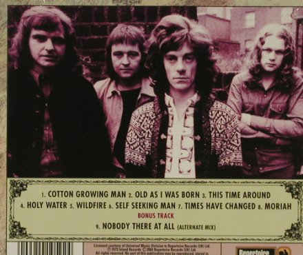 Spooky Tooth: You Broke My Heart So...(73),Digi, Repertoire(REPUK 1059), D FS-New, 2004 - CD - 95376 - 12,50 Euro