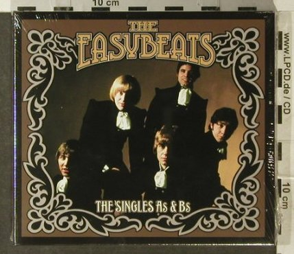Easybeats,The: The Singles As & Bs, Digi, FS-New, Repertoire(REP 5039), D, 2005 - 2CD - 95411 - 14,00 Euro
