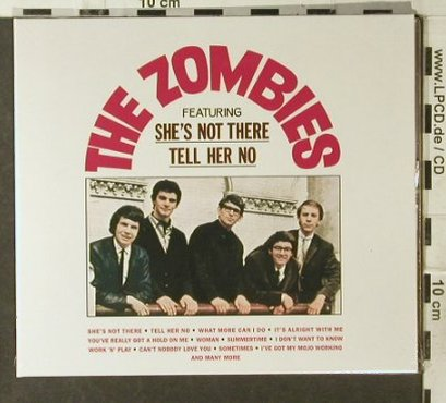 Zombies,The: Begin Here, FS-New, Repertoire(REP 4939), D, 2001 - CD - 95413 - 10,00 Euro