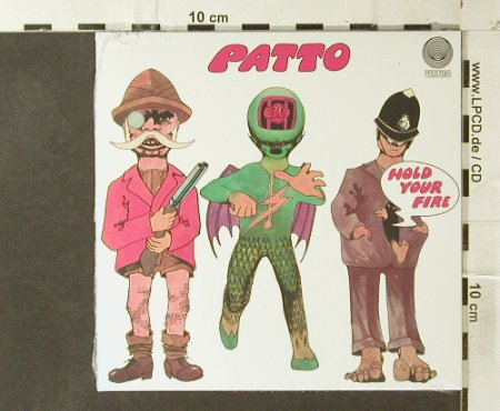 Patto: Hold Your Fire(71), Digi, FS-New, Repertoire(REPUK 1032), D, 2004 - CD - 95428 - 11,50 Euro